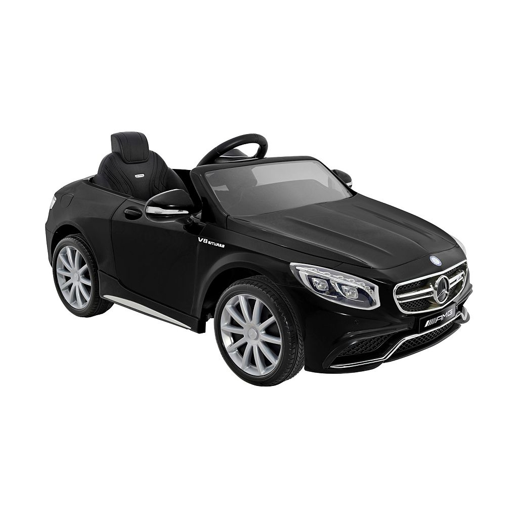 Mercedes S63 6V Ride-On by Kid Motorz
