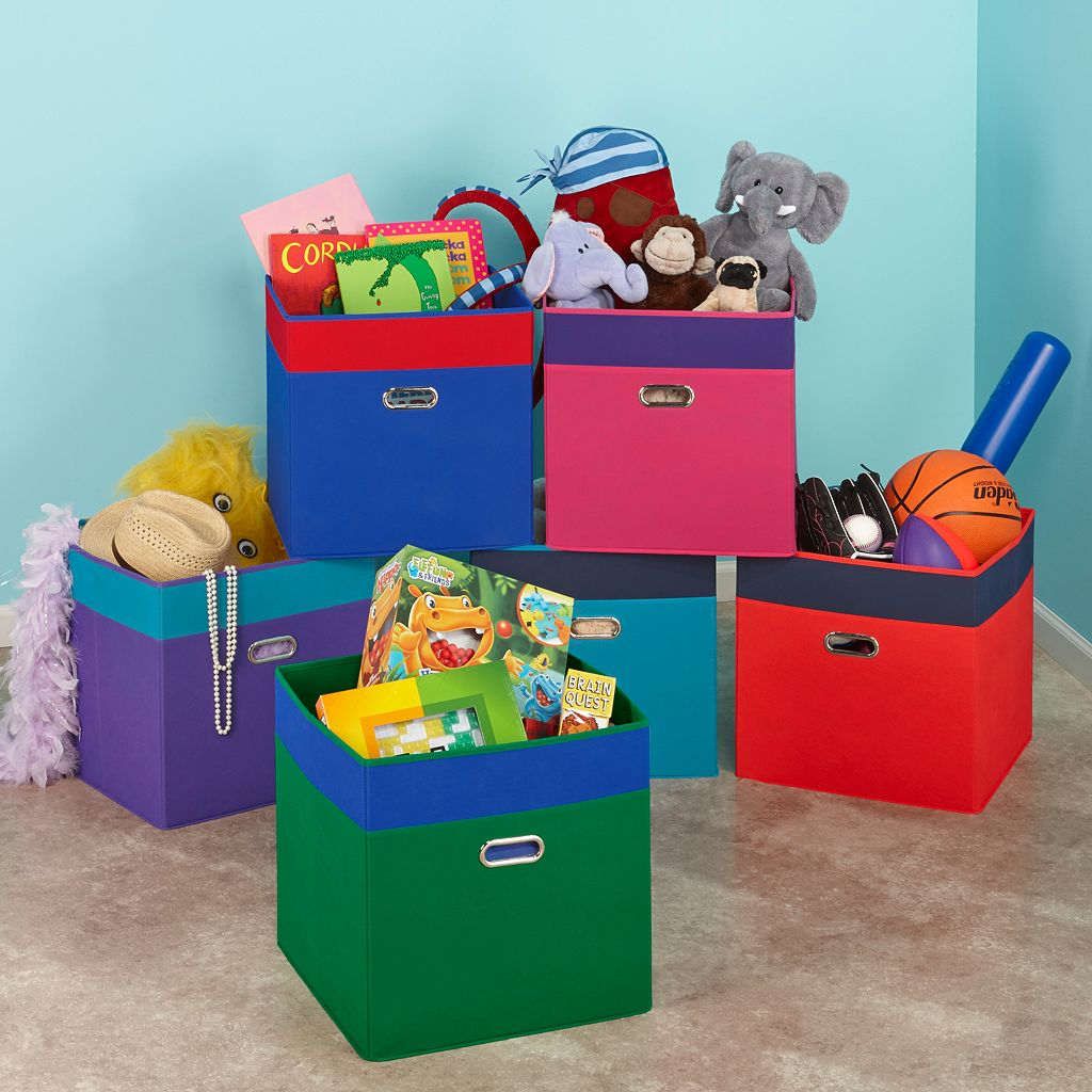 RiverRidge Kids 16-in. Jumbo Floor Bin
