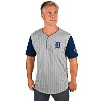 Men's Majestic Detroit Tigers Life or Death Tee