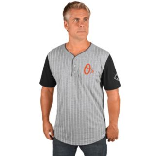 Men's Majestic Baltimore Orioles Life or Death Tee
