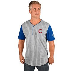 Men's Majestic Chicago Cubs Life or Death Tee