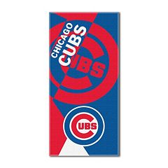 Chicago Cubs Puzzle Oversize Beach Towel by Northwest