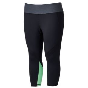 Women's Tek Gear® Performance Capri Workout Leggings