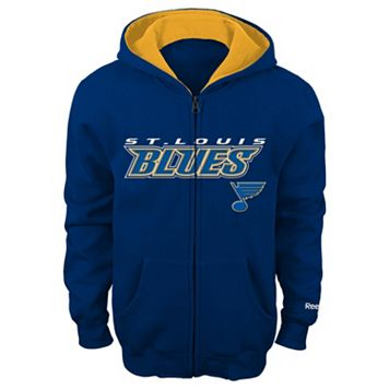 Boys 8-20 Reebok St. Louis Blues Stated Hoodie