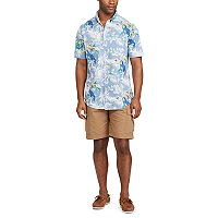 Big & Tall Chaps Classic-Fit Ripstop Cargo Shorts