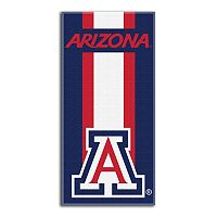 Arizona Wildcats Zone Beach Towel