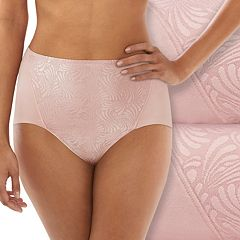 Bali 2-pk. Ultra-Control Firm Cotton Briefs DF6510 - Women's