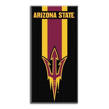 Arizona State Sun Devils Zone Beach Towel