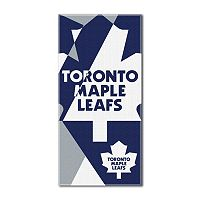 Toronto Maple Leafs Puzzle Oversize Beach Towel by Northwest