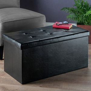 Awesome Sonoma Goods For Life Madison Storage Bench Ottoman Ncnpc Chair Design For Home Ncnpcorg