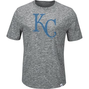 Men's Majestic Kansas City Royals Fast Pitch Tee