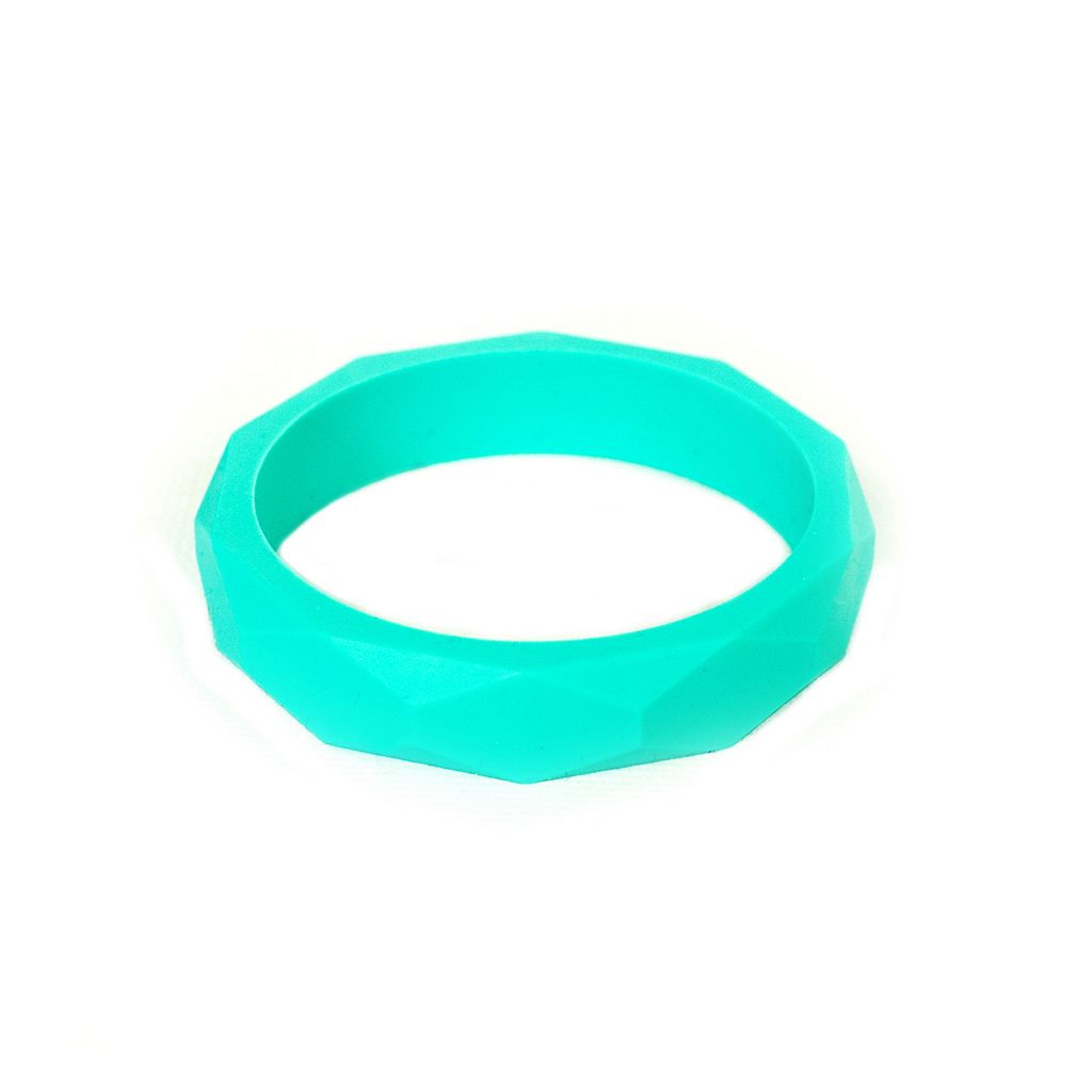Baby Itzy Ritzy Teething Happens Bangle Bracelet