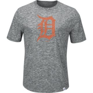 Men's Majestic Detroit Tigers Fast Pitch Tee