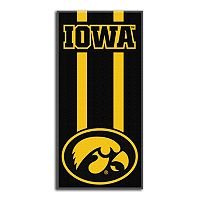 Iowa Hawkeyes Zone Beach Towel