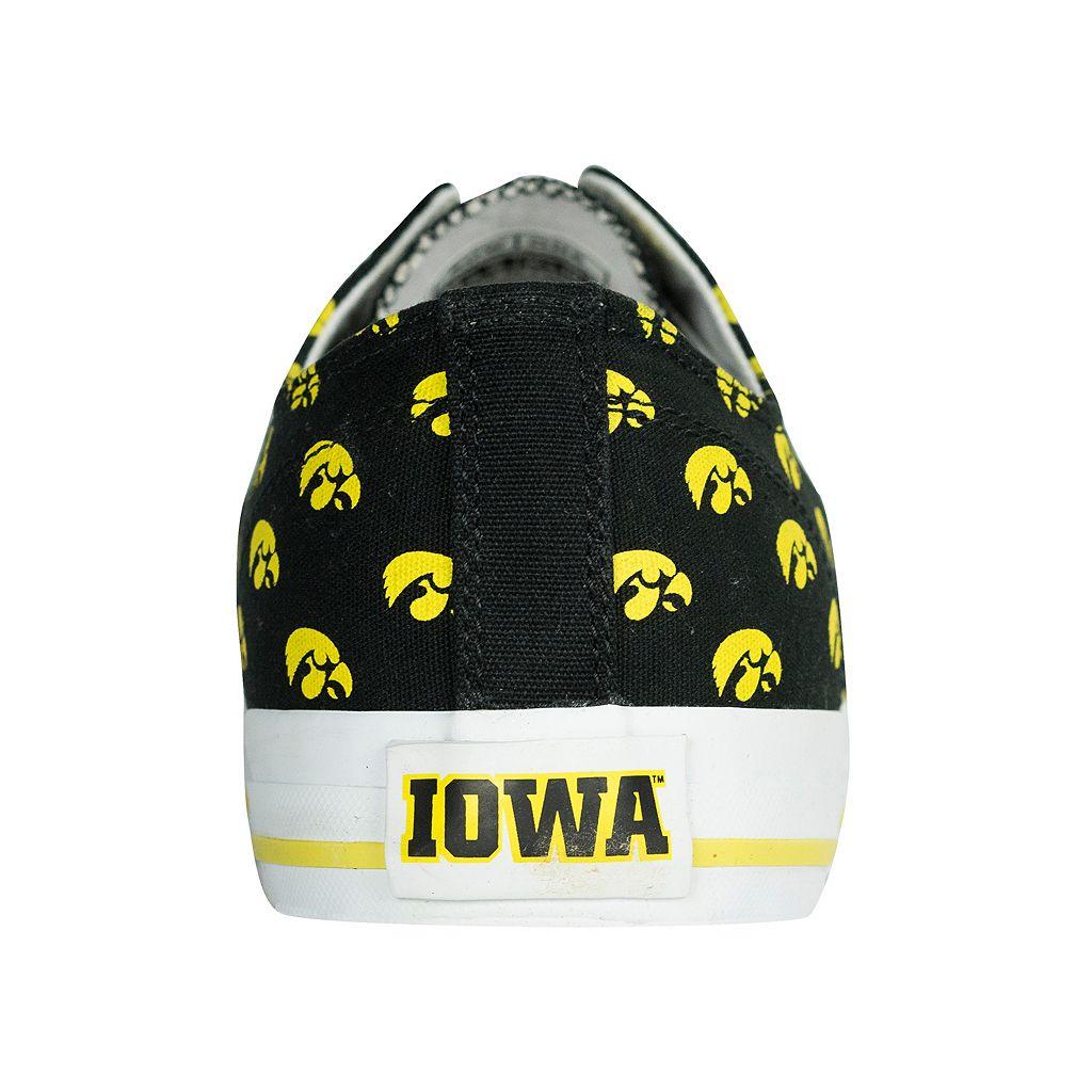 Adult Row One Iowa Hawkeyes Victory Sneakers