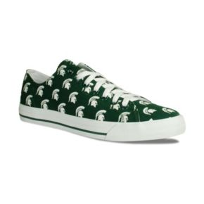 Adult Row One Michigan State Spartans Victory Sneakers