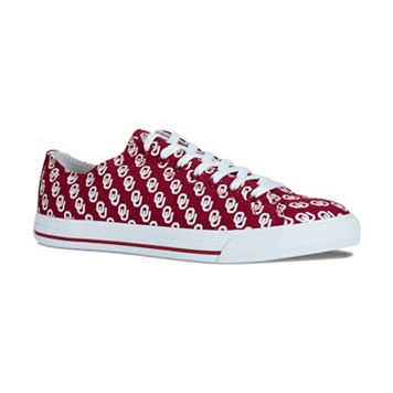 Adult Row One Oklahoma Sooners Victory Sneakers
