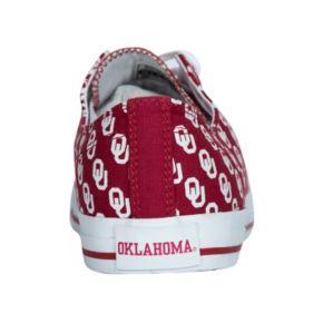 Adult Row One Oklahoma Sooners Victory Sneakers