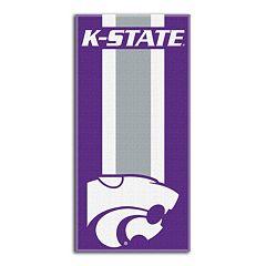 Kansas State Wildcats Zone Beach Towel