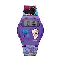 Disney's Frozen Elsa Kids' Digital Talking Watch