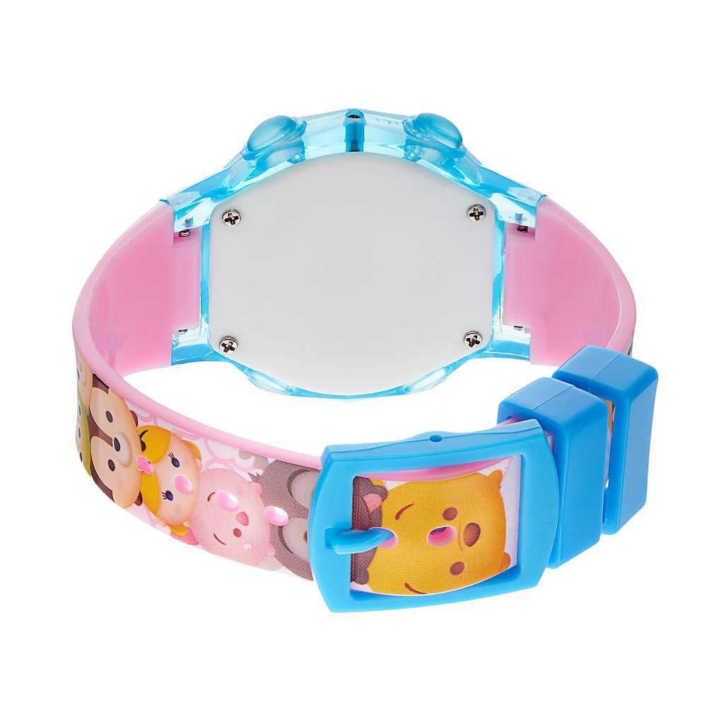 Disney's Tsum Tsum Kids' Digital Light-Up Watch
