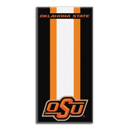 Oklahoma State Cowboys Zone Beach Towel