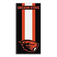 Oregon State Beavers Zone Beach Towel