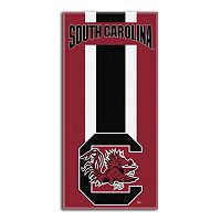 South Carolina Gamecocks Zone Beach Towel