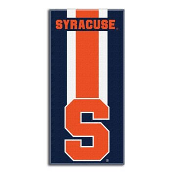 Syracuse Orange Zone Beach Towel