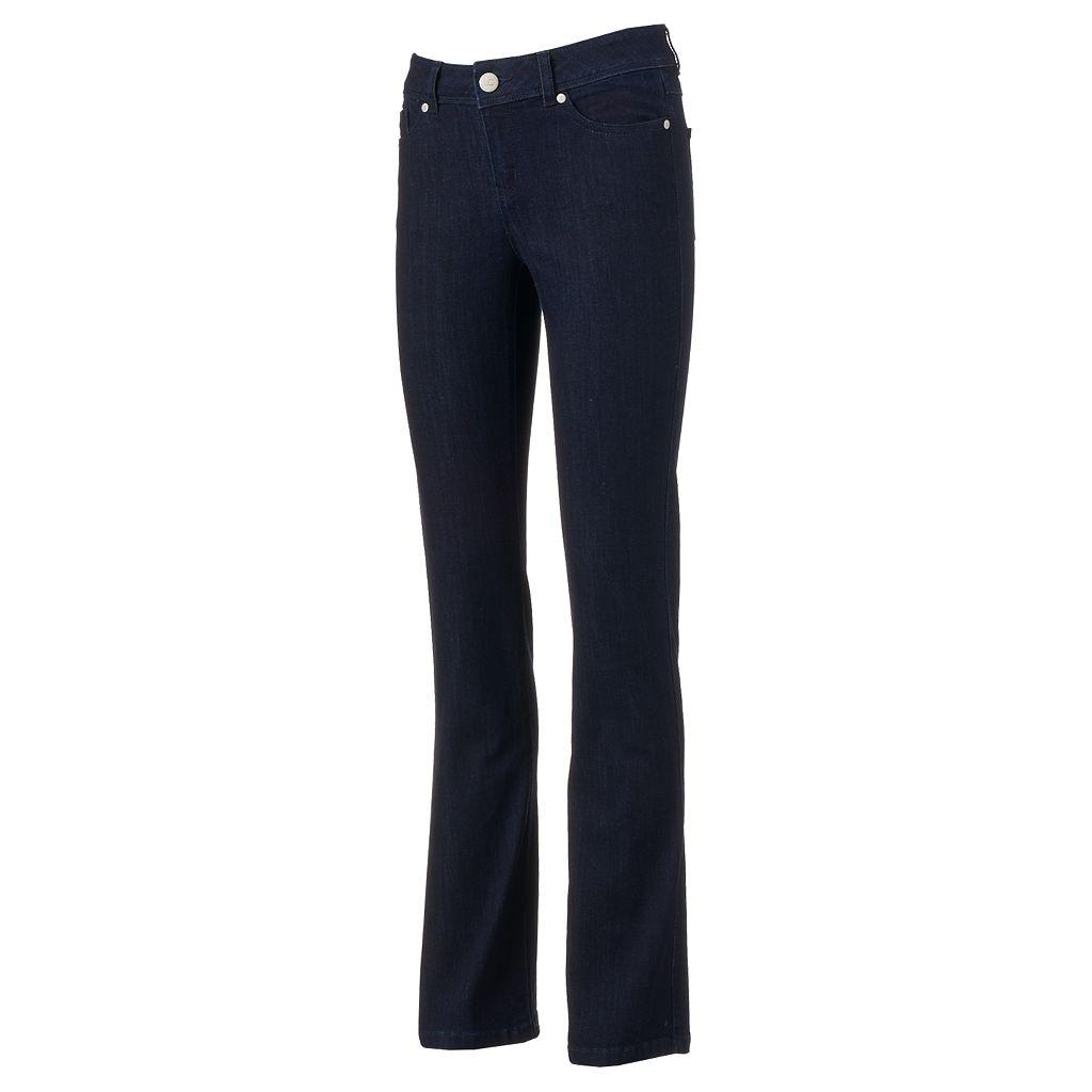Women's LC Lauren Conrad Slim Bootcut Jeans