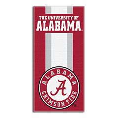 Alabama Crimson Tide Zone Beach Towel