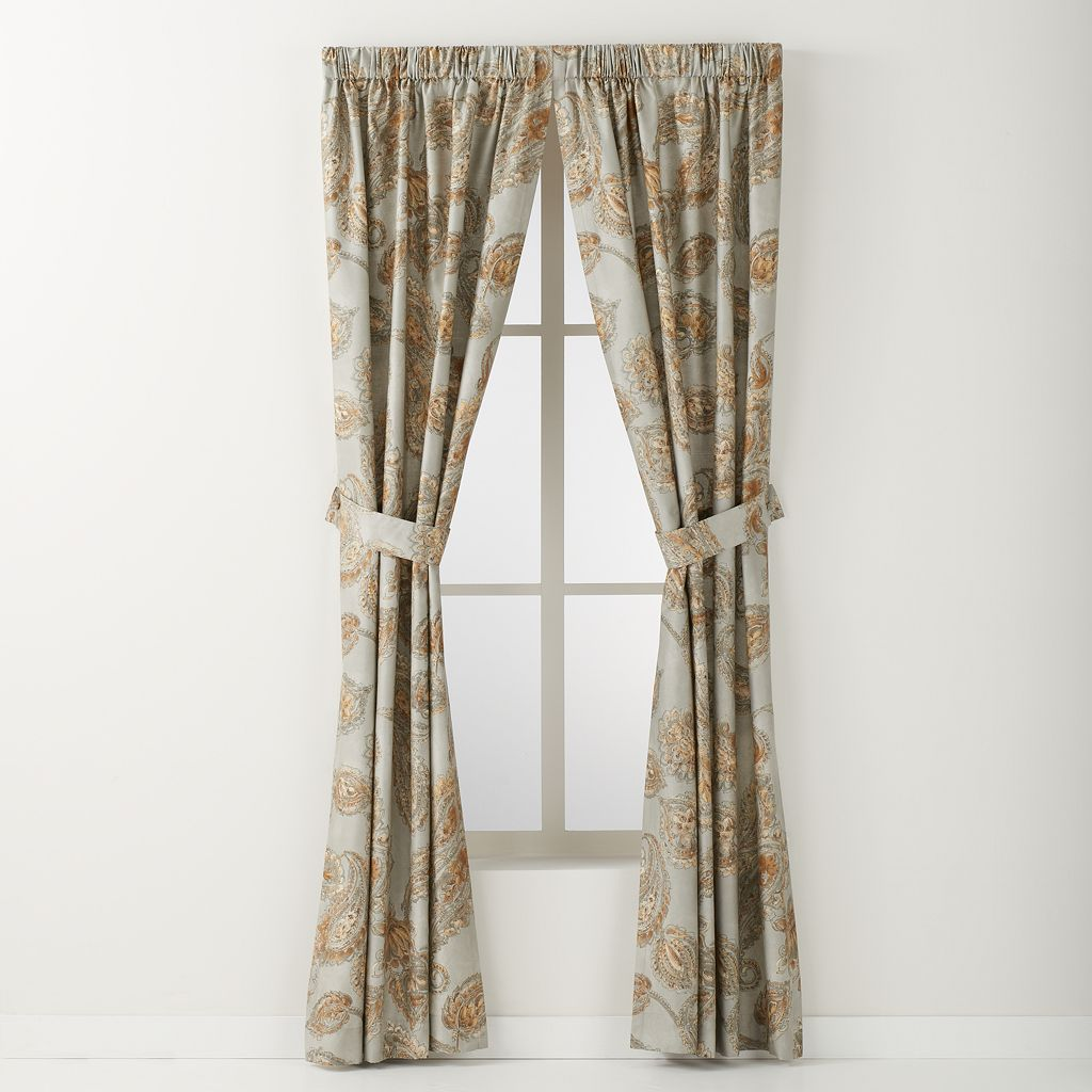 Chaps Home 2-pack Cold Spring Curtain