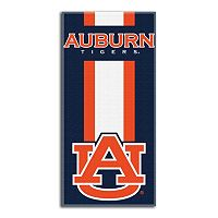 Auburn Tigers Zone Beach Towel