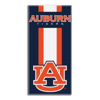 Auburn Tigers Zone Beach Towel