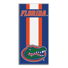 Florida Gators Zone Beach Towel
