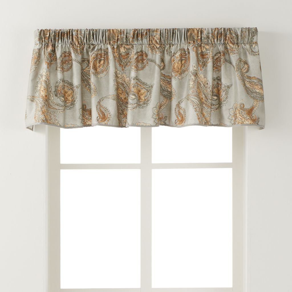 Chaps Home Cold Spring Valance