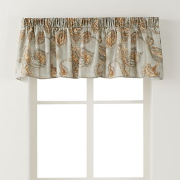 Chaps Home Cold Spring Window Valance