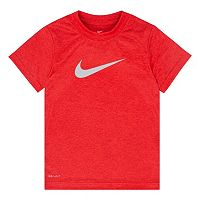 Toddler Boy Nike Dri-FIT Sublimated Faux Heather Legend Tee