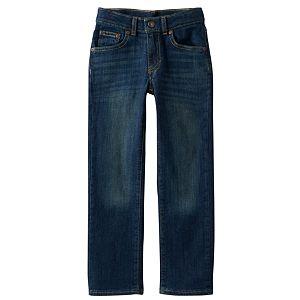 Boys 4-7x SONOMA Goods for Life™ Slim Straight-Leg Jeans