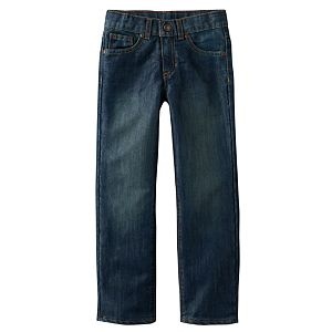 Boys 4-7x SONOMA Goods for Life™ Slim Washed Straight-Leg Jeans