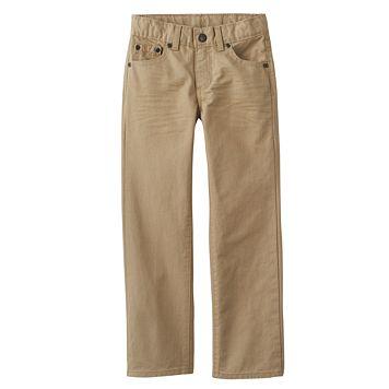 Boys 4-7x SONOMA Goods for Life™ Straight-Leg Denim Pants