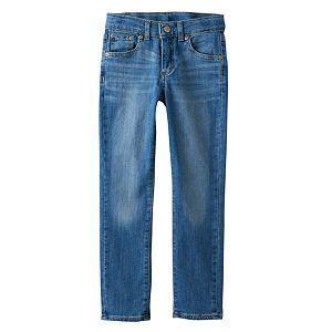 Boys 4-7x SONOMA Goods for Life™ Medium Wash Skinny Jeans