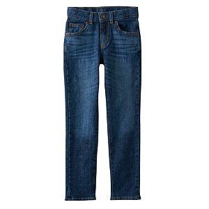 Boys 4-7x SONOMA Goods for Life™ Dark Wash Skinny Jeans