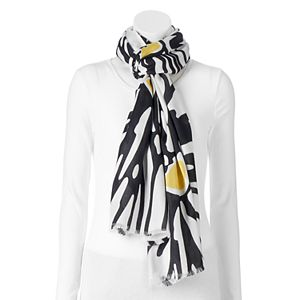 REED Sunflower Oblong Scarf