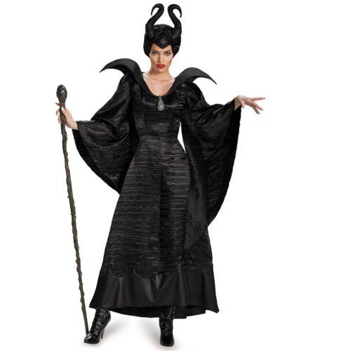 Disney's Maleficent Adult Plus Deluxe Costume
