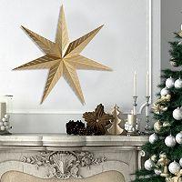 Stratton Home Decor Star Metal Wall Decor