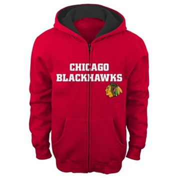 Boys 8-20 Reebok Chicago Blackhawks Stated Hoodie