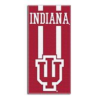 Indiana Hoosiers Zone Beach Towel
