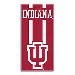 Indiana Hoosiers Zone Beach Towel