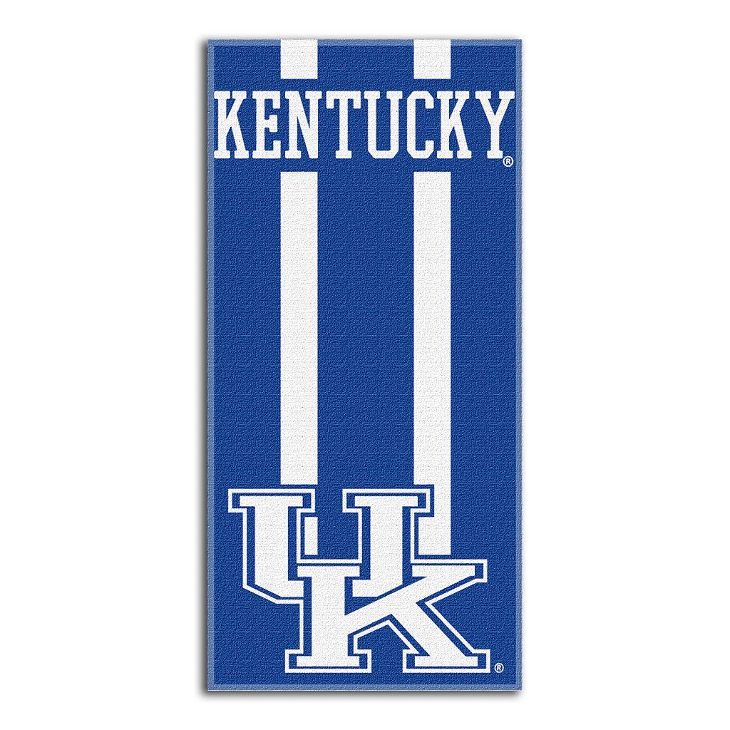 Kentucky Wildcats Zone Beach Towel